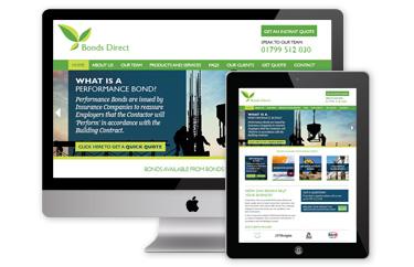 Bonds Direct Website - After