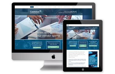 Caatalyst Website - After