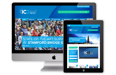 iC2 Website - After