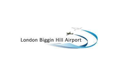 Biggin Hill Logo - Before