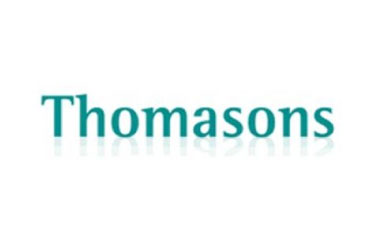 Thomasons Logo - Before
