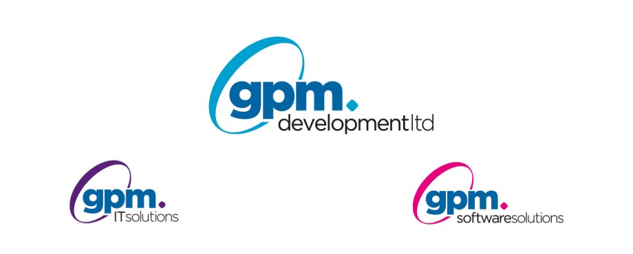 GPM Development logo design by Pad Creative