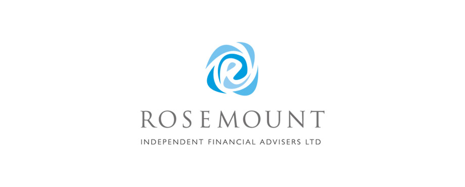 Logo designed by Pad Creative for Rosemount