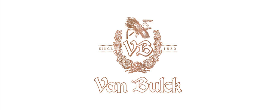 Pad Creative designed this logo for Van Bulck