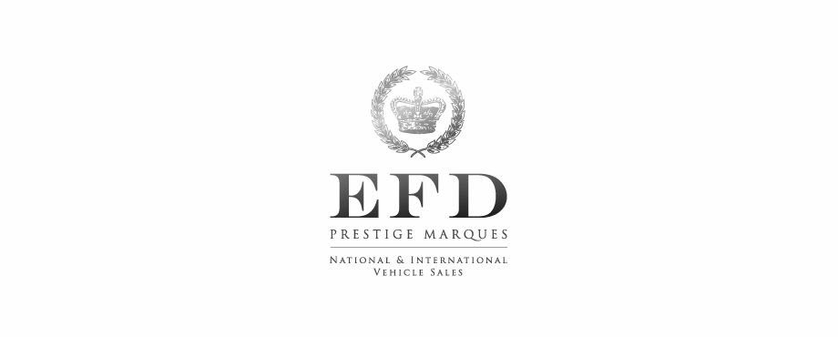 Logo design for EFD by creative company Pad