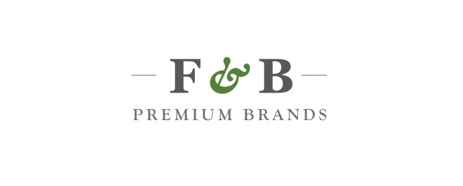 Logo design by branding company Pad Creative for F&B