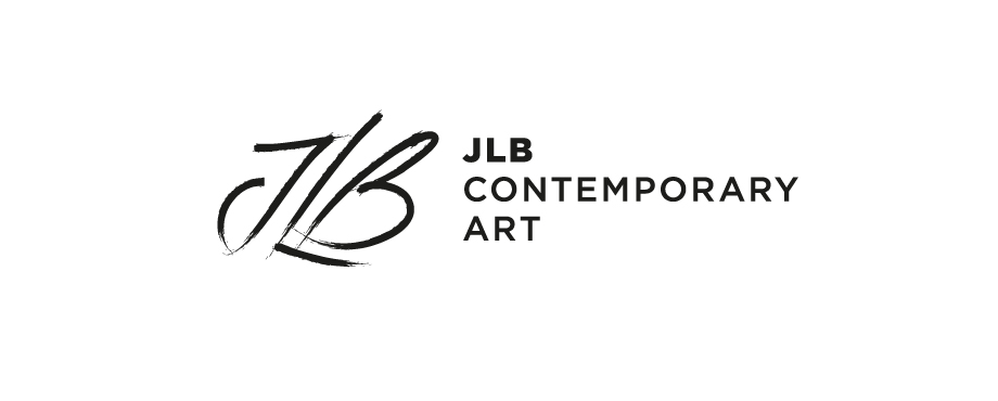 Contemporary art JLB's logo by design agency Pad Creative