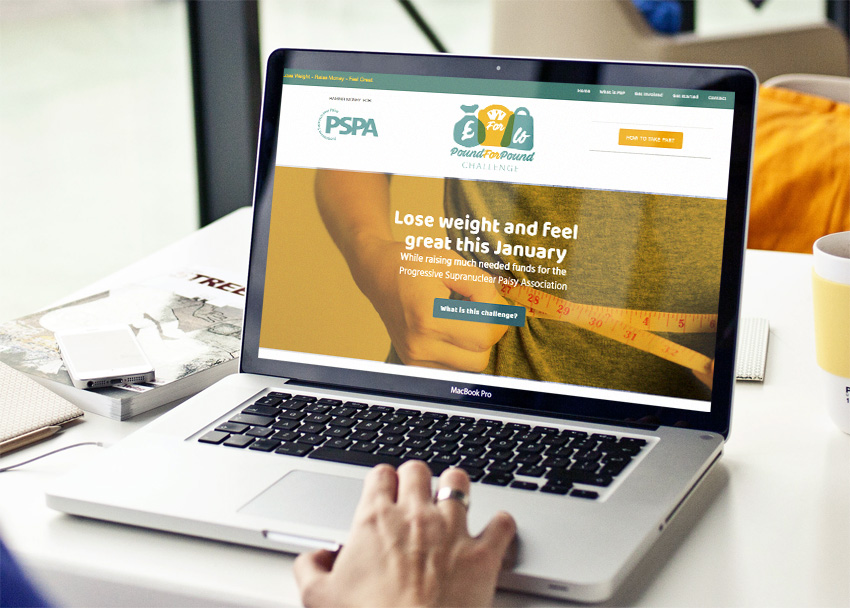 PSPA website for raising money