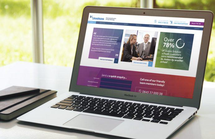 Joskos Solutions Website Design and Build