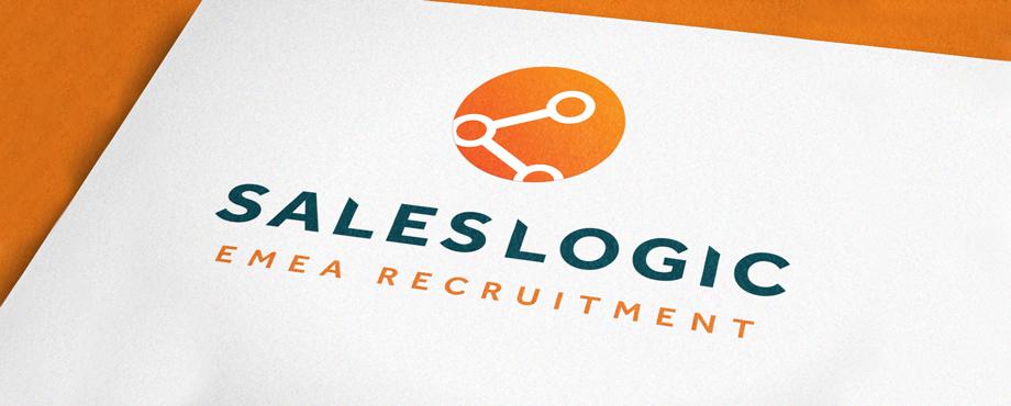 Logo refresh for Saleslogic