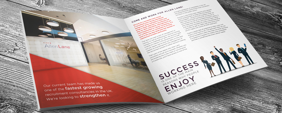 Allen Lane Recruitment Brochure