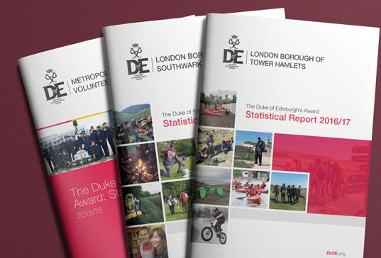 Duke of Edinburgh Statistical Reports