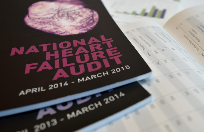 National Heart Failure Audit Reports