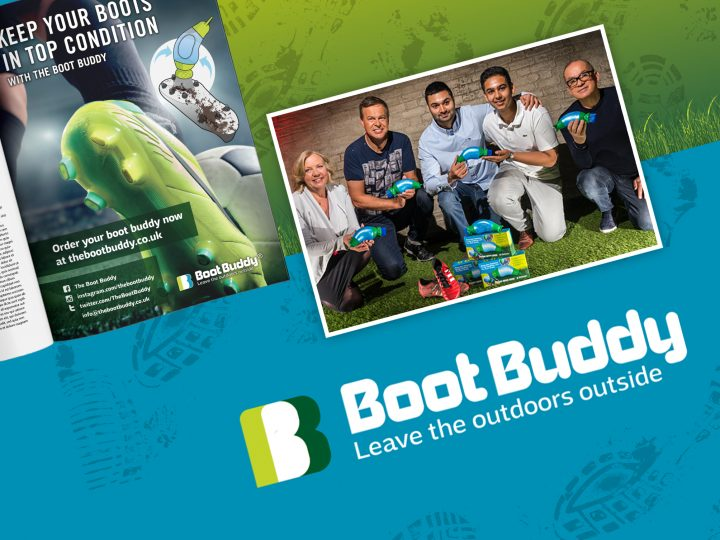 Boot Buddy Brand Design
