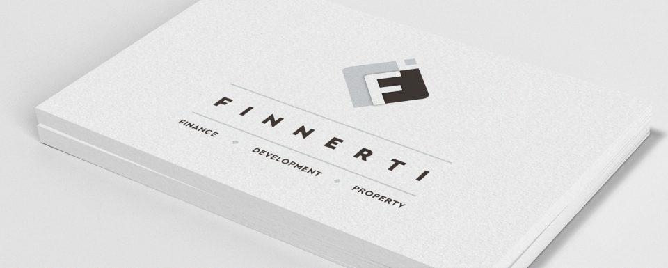Finnerti Logo Design