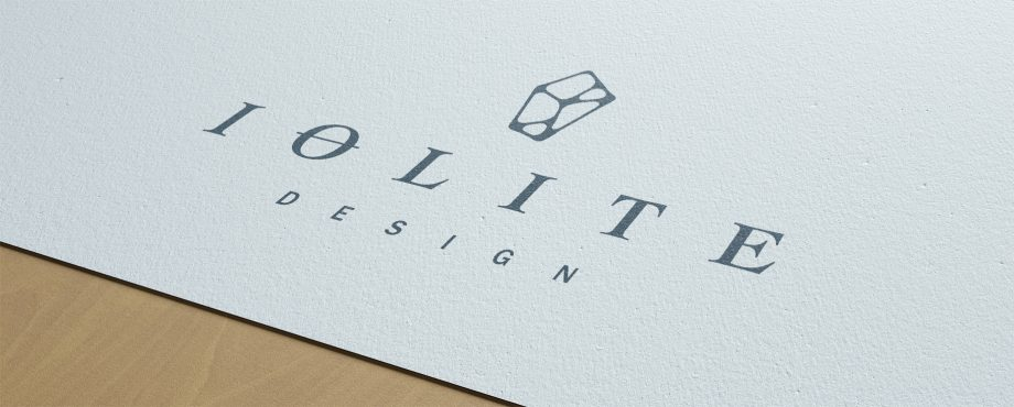 Iolite logo design