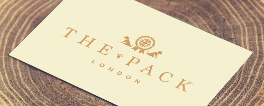 The Pack logo design