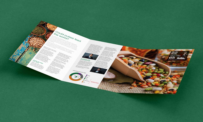 ED&F Man Brochure design