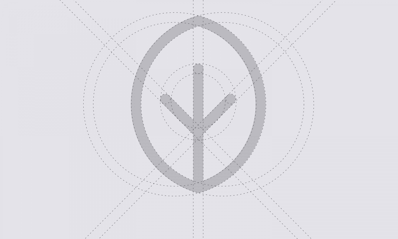 GEOrganics logo design - symbol