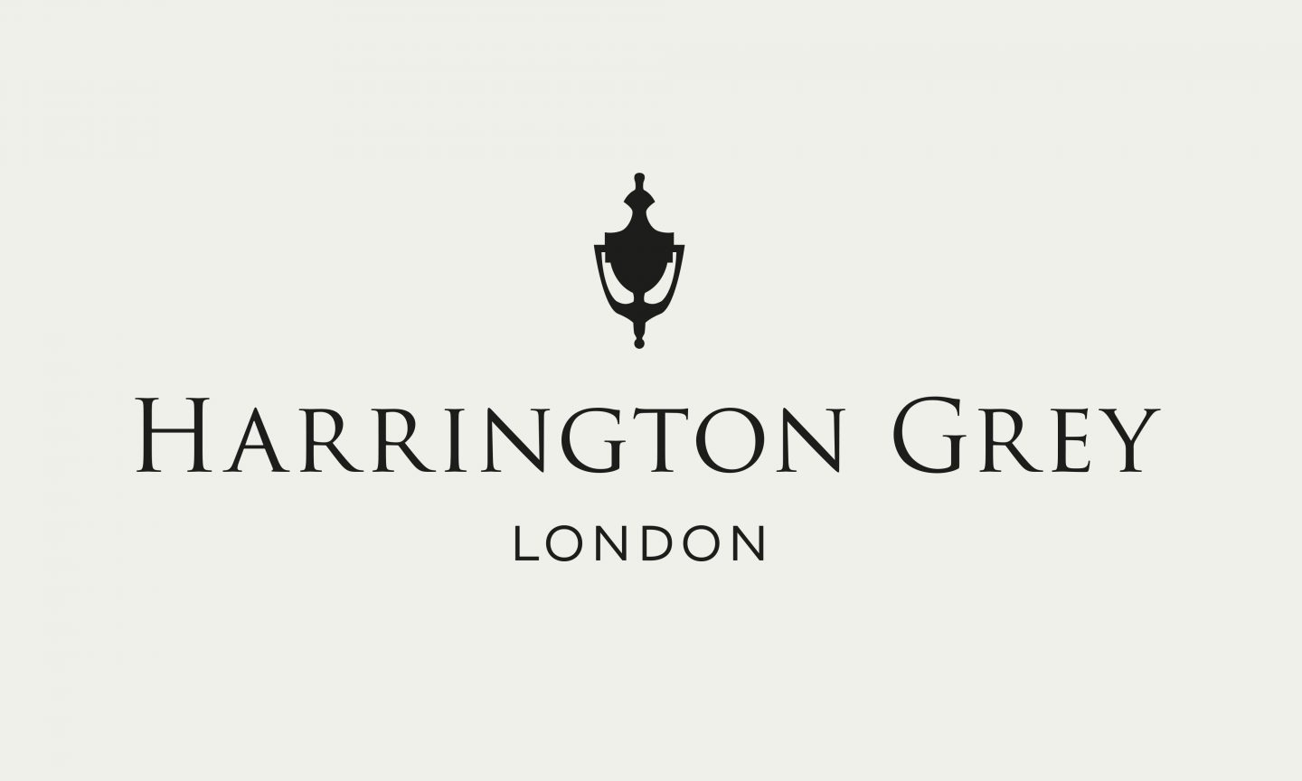 Harrington Grey Logo Design