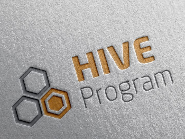 Johnson & Johnson Hive Project Logo Design