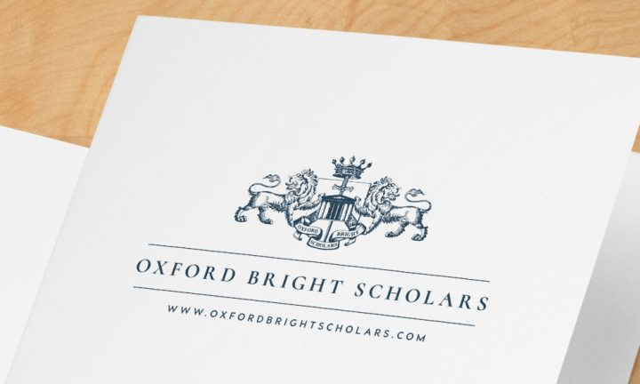 Logo design London - Oxford Bright Scholars