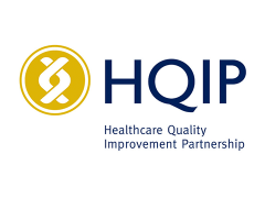Healthcare Quality Improvement Partnership (HQIP) logo