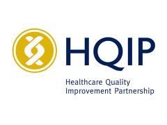 Healthcare Quality Improvement Partnership (HQIP) logo
