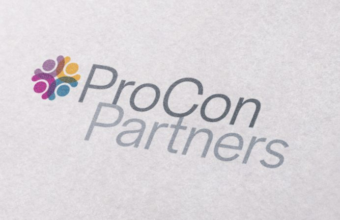 Logo Design London - Procon Partners logo