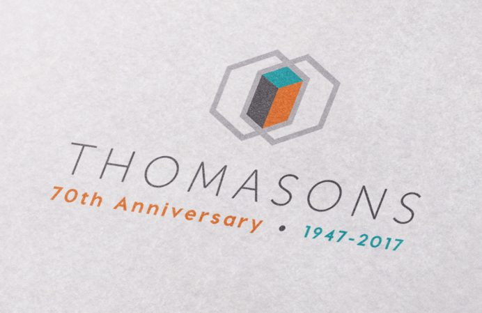London Logo Design Agency - Thomasons logo