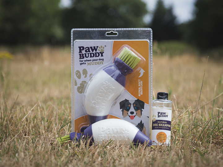 Paw Buddy Packaging