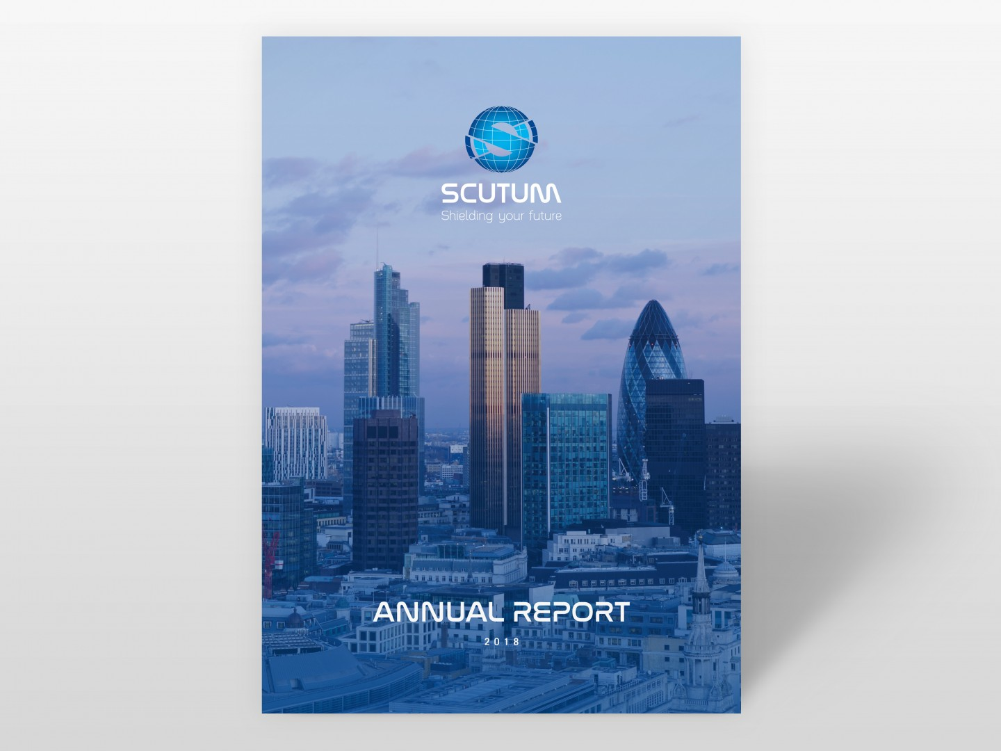 Scutum 2019 Annual Report Cover