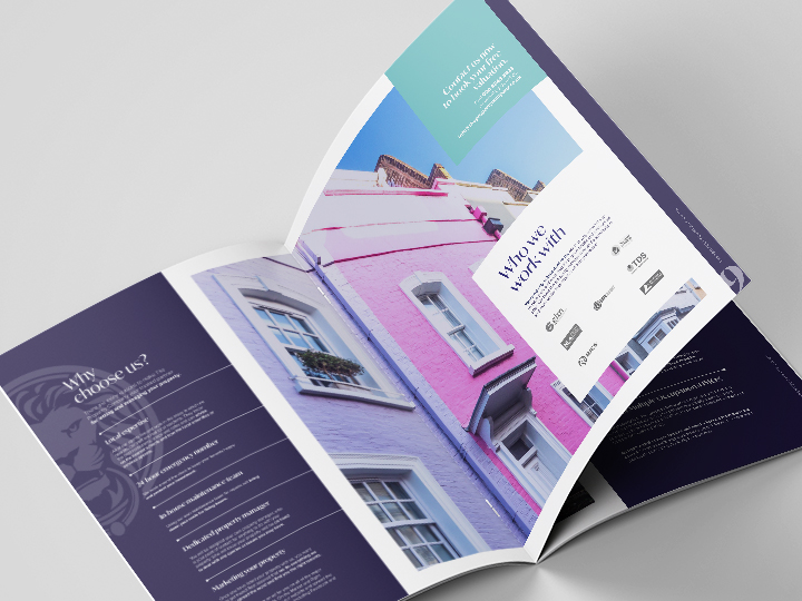 The Property Co Brochure Design
