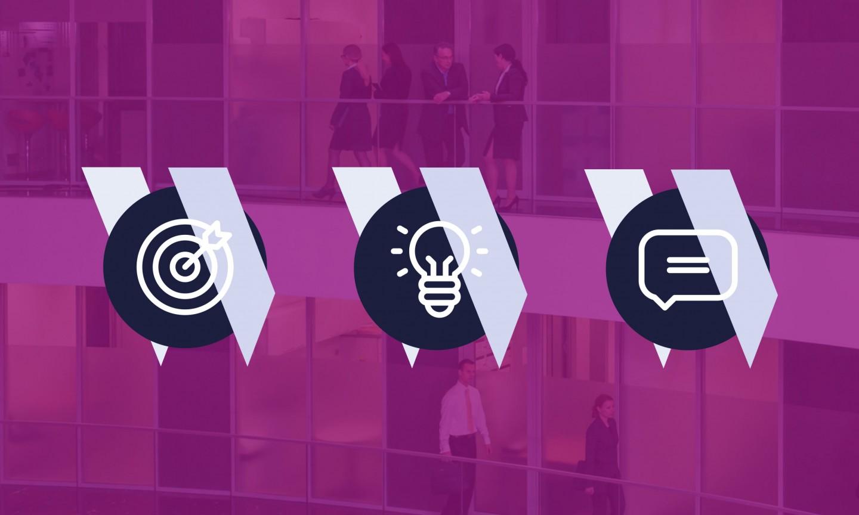 Icon design for BWW Recruitment website