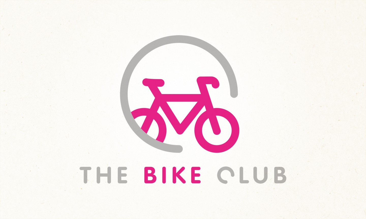 Logo and brand design for the Bike Club