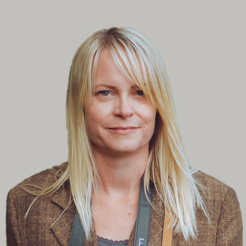 Alison Steward, Co-founder and Director of Creative Services